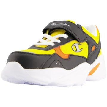 Champion Sneaker Low gelb