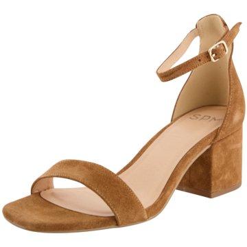 SPM Shoes & Boots Sandalette braun
