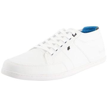 Boxfresh Sneaker Low weiß