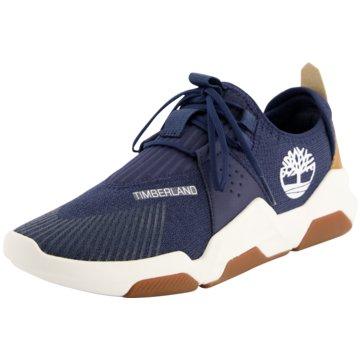 Timberland Sportlicher Schnürschuh blau
