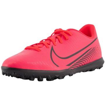 Nike Multinocken-SohleNike Mercurial Vapor 13 Club TF - AT7999-606 rot