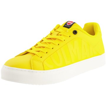Colmar Sneaker Low gelb