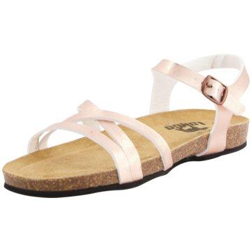 Longo Offene Schuhe rosa