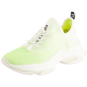 Steve Madden Sneaker Low gelb