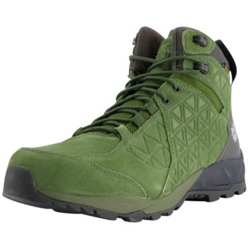 JACK WOLFSKIN Outdoor Schuh grün