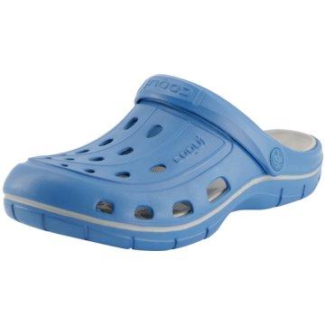 Coqui Badelatsche blau