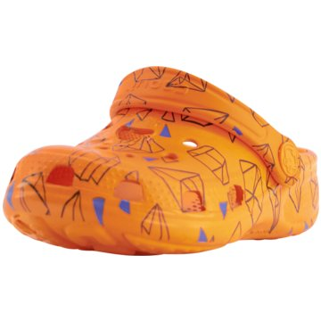 Coqui Offene Schuhe orange