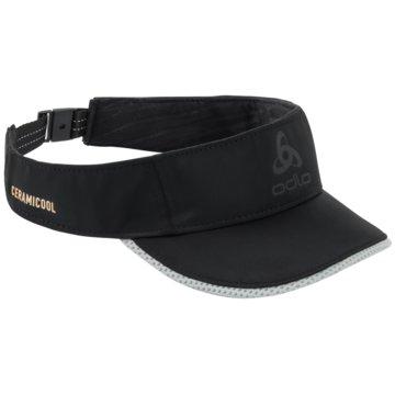 ODLO KopfbedeckungenVISOR CAP CERAMICOOL LIGHT - 762380 schwarz