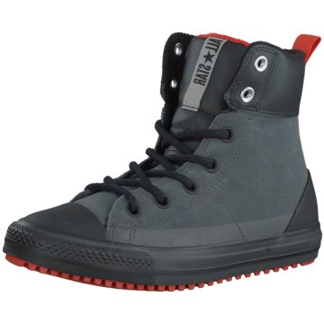 Converse Sneaker HighChuck Taylor All Star Asphalt Boot High Kinder Sneaker schwarz grau grau