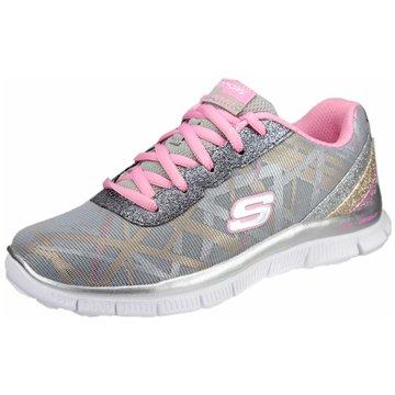 Skechers Sneaker Low silber