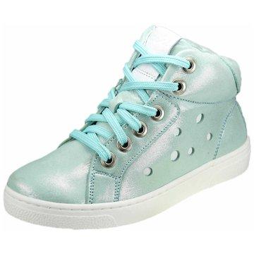 Jochie & Freaks Sneaker High grün