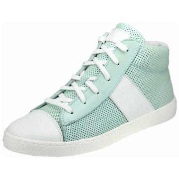 Jochie & Freaks Sneaker High türkis