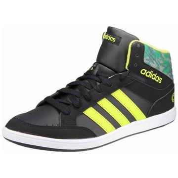 adidas Core Sneaker High schwarz