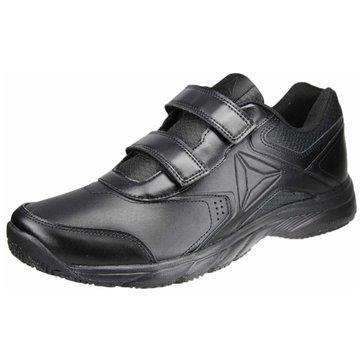 Reebok Komfort Slipper schwarz