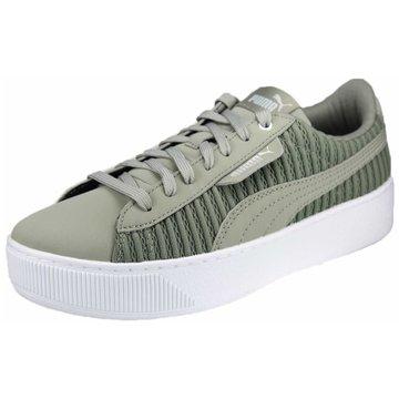 Puma Plateau SneakerVikky Platform oliv