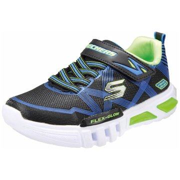 Skechers Sneaker LowS Lights Flex Glow schwarz
