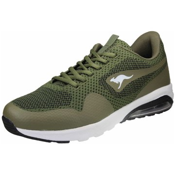 KangaROOS Sneaker Low oliv