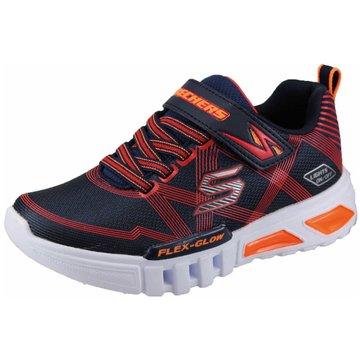 Skechers Sneaker Lowflex-glow blau