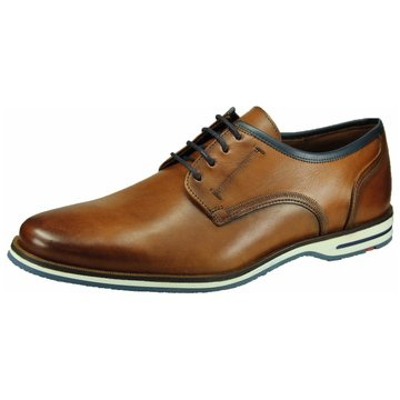 Lloyd Business SchnürschuhDetroit braun