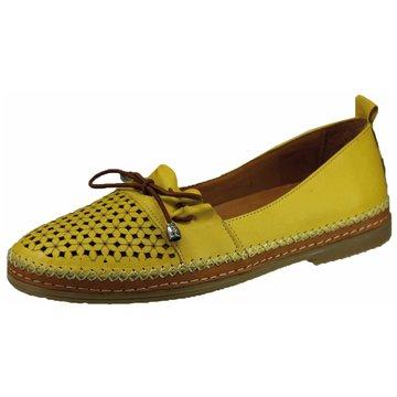 Pölking Komfort Slipper gelb
