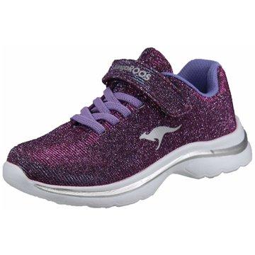 KangaROOS Sneaker Low lila