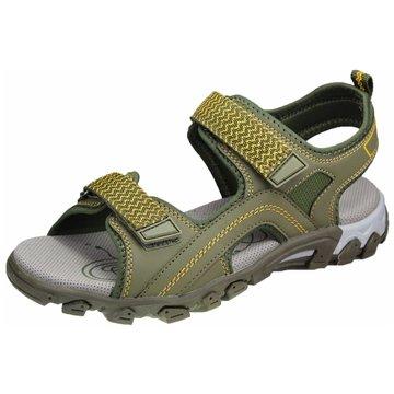 Legero Offene Schuhe oliv