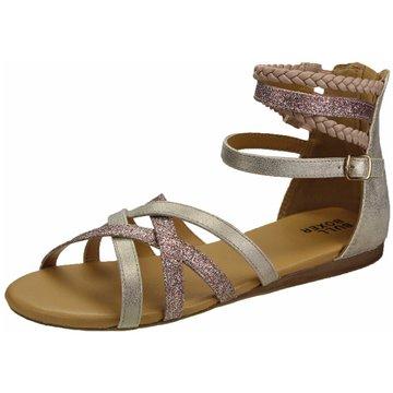 Bullboxer Sandale beige