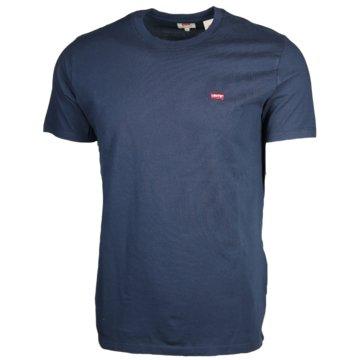Levi's® T-Shirts basicSS ORIGINAL HM TEE blau