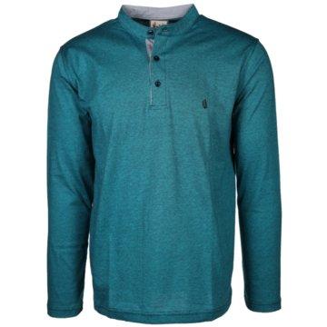 wind sportswear Langarmshirts grün