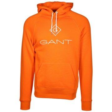 Gant Hoodies orange