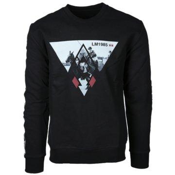 La Martina Sweatshirts schwarz
