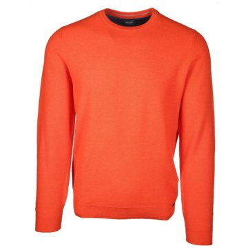 Olymp Strickpullover orange
