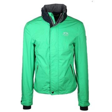 HV Society Leichte Jacken grün