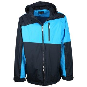 wind sportswear Funktionsjacken blau
