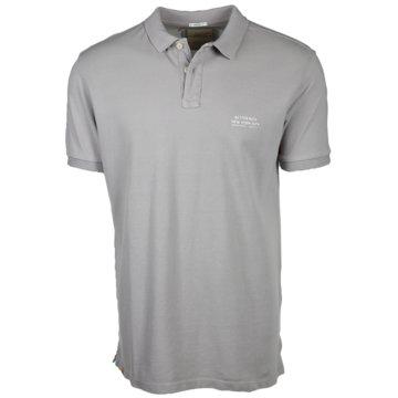 Better Rich Poloshirts grau