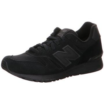 New Balance Sneaker LowClassics Traditionnnels schwarz