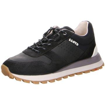 Lloyd Sneaker LowEgeria schwarz
