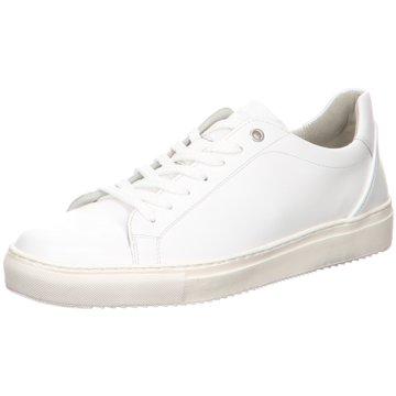 Sioux Sportlicher SchnürschuhTils Sneaker 001 weiß