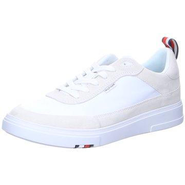 Tommy Hilfiger Sneaker LowModern Cupsole Leather Mix weiß