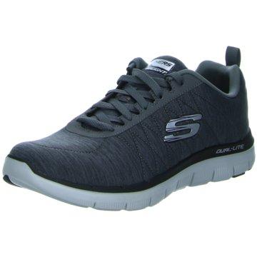 Skechers Sneaker LowFlex Advantage 2.0 Chillston grau