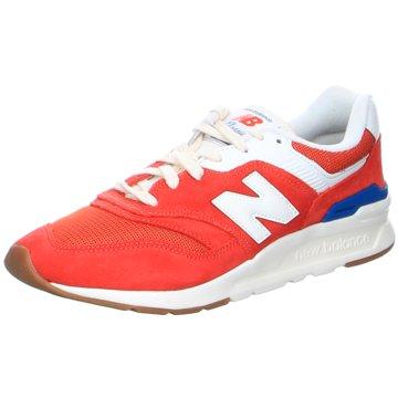 New Balance Sneaker LowCM997HRG - CM997HRG rot