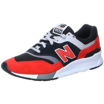 New Balance Sneaker LowCM997HVP - CM997HVP rot