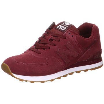 New Balance Sneaker LowClassics Traditionnels rot