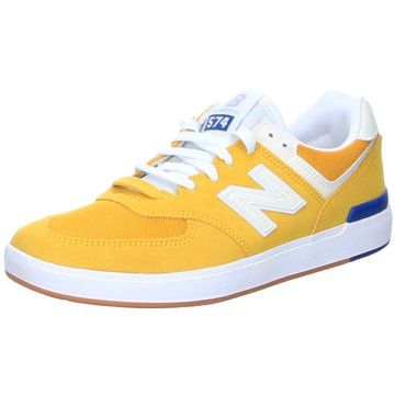 New Balance Sneaker LowAM574YWB - AM574YWB gelb