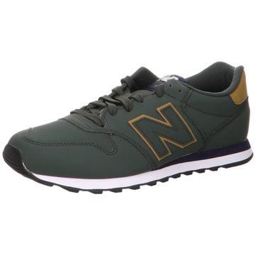 New Balance Sneaker LowLifestyle grün