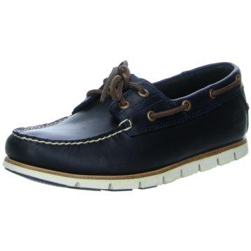 Timberland Bootsschuh blau