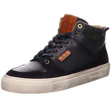 Pantofola d` Oro Sneaker HighAvezzano Uomo Mid blau