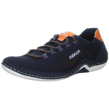 Rieker Natural Running blau