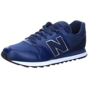 New Balance Sneaker LowGM500ME1 - GM500ME1 blau