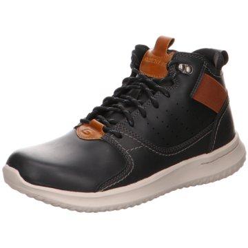 Skechers Sneaker HighDelson Venego schwarz